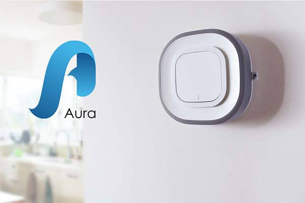 Aura Air 3-In-1 Smart Air Purifier