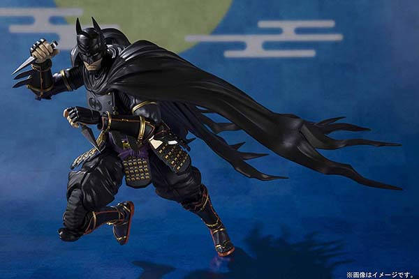 Bandai S.H.Figuarts Ninja Batman Action Figure