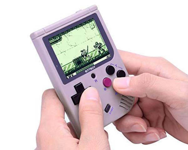BittBoy Handheld Game Console with TV Output