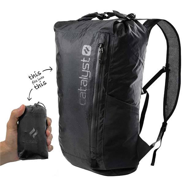 Catalyst Ultra Lightweight Waterproof Backpack