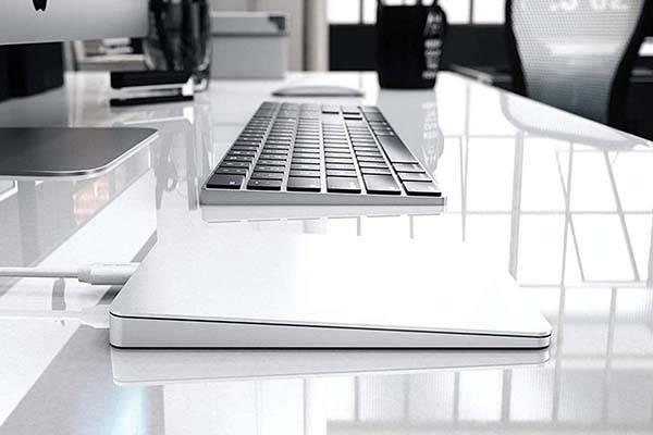 Magicqpad Unibody Aluminum Wireless Charging Pad