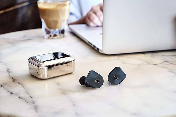 Master & Dynamic MW07 True Wireless Earphones with 10mm Beryllium Drivers
