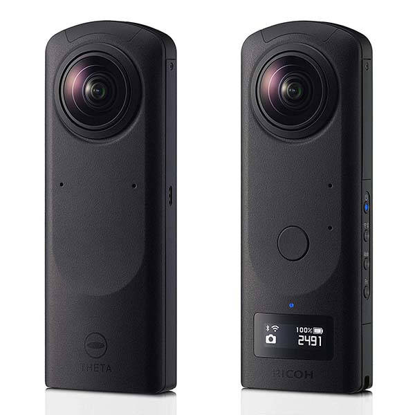 Ricoh Theta Z1 360-Degree Camera with Dual 1-Inch Sensors
