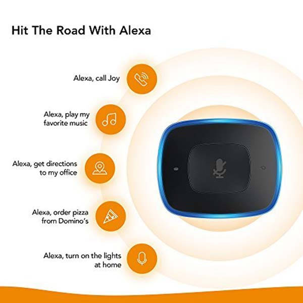 Roav Viva Pro Smart USB Car Charger with Alexa