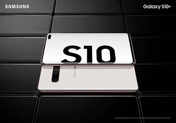 Samsung Galaxy S10 Smartphone Announced with Galaxy S10e and Galaxy S10+