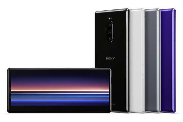 Sony Xperia 1 4K OLED Smartphone