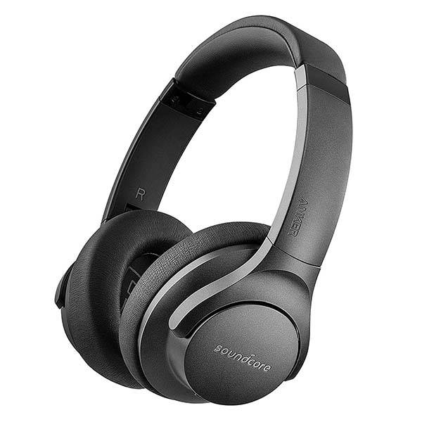 Soundcore Life 2 ANC On-Ear Bluetooth Headphones