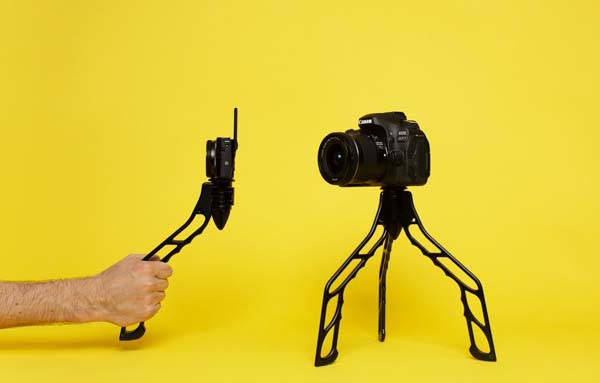 SwitchPod Handheld Tripod Works with Any Camera