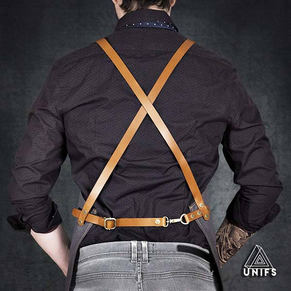 Unifs Handmade Personalized Work Apron