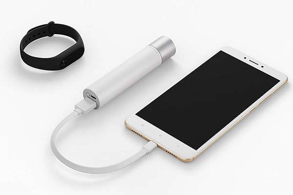 ZMI LPB01ZM LED Flashlight with Portable Power Bank