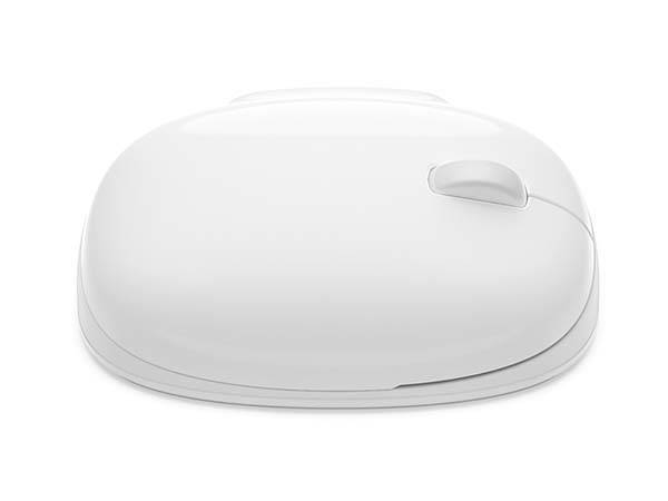 BizyMouse Wireless Mouse with an E-Ink Touchscreen