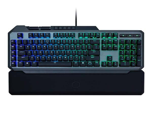Cooler Master MK850 Gaming Mechanical Keyboard with Aimpad Technology