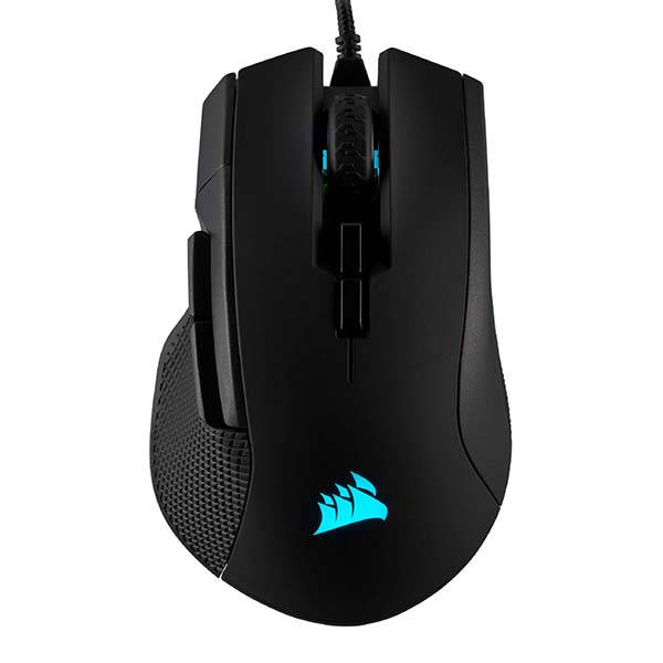 Corsair Ironclaw RGB FPS and MOBA Gaming Mouse