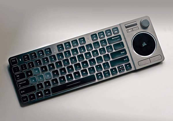 Corsair K83 Backlit Wireless Entertainment Keyboard