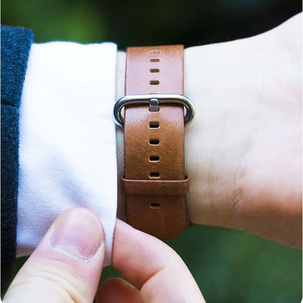 Filippo Bands Apple Watch Leather Straps