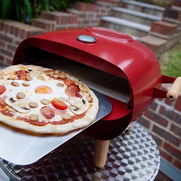 Firepod Portable Pizza Oven with Coredite Stones