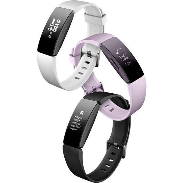 Fitbit Inspire HR Fitness Tracker with Heart Rate Monitor
