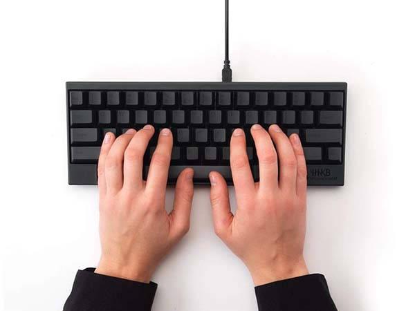 Fujitsu Happy Hacking Professional2 Compact Topre Mechanical Keyboard