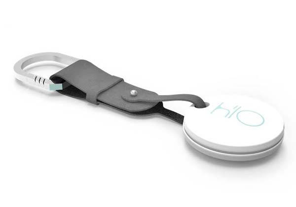 Hio Key Bluetooth Security Tag Protects Account Passwords