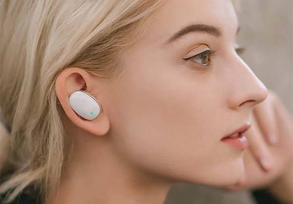 Mugo Touch True Wireless Bluetooth Earbuds with Touch Control