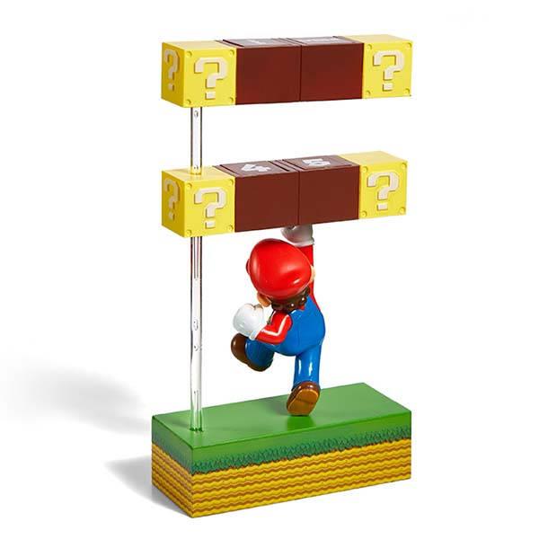 Nintendo Mario Figural Desk Calendar
