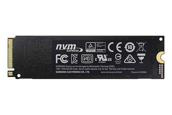 Samsung 970 EVO Plus Series PCIe NVMe M.2 Internal SSD