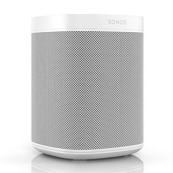 Sonos One (Gen 2) Smart Home Speaker with Amazon Alexa