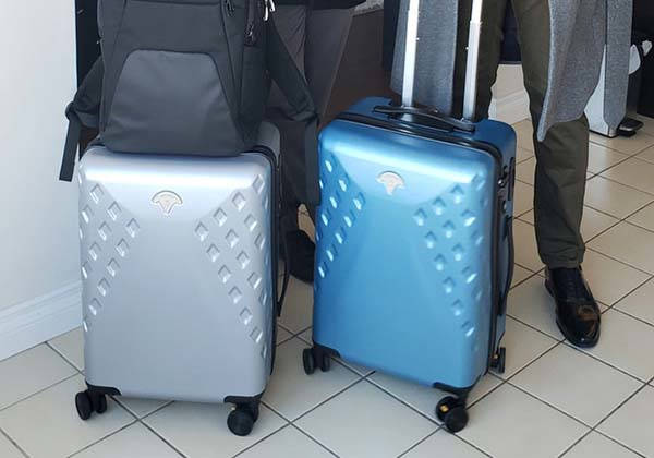 VALUSU Select Smart Carry-On Luggage