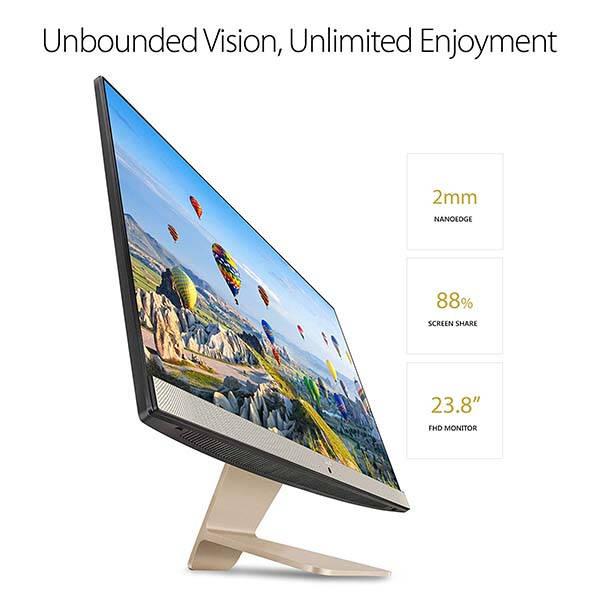 ASUS Vivo V241 AIO Desktop Touchscreen Computer