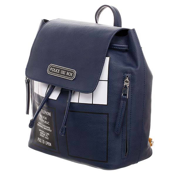 Doctor Who Season 11 TARDIS Mini Backpack