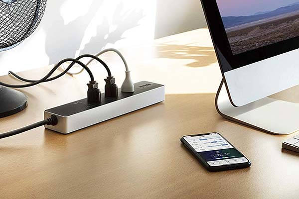 EVE Energy Smart Power Strip with Apple HomeKit