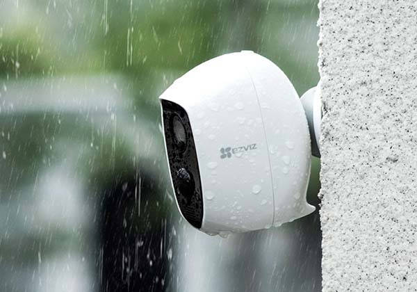 EZVIZ C3A Wireless Security Camera with Two-Way Audio and Motion Detection