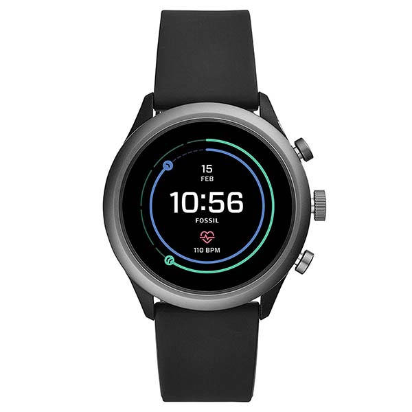 Fossil Gen 4 Sport GPS Smartwatch with Heart Rate Monitor