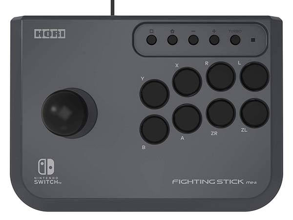 HORI Mini Arcade Fighting Stick for Nintendo Switch