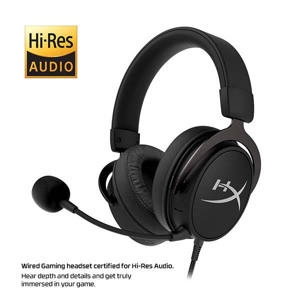 HyperX Cloud Mix Wired Gaming Headset Doubles as Bluetooth Headphones
