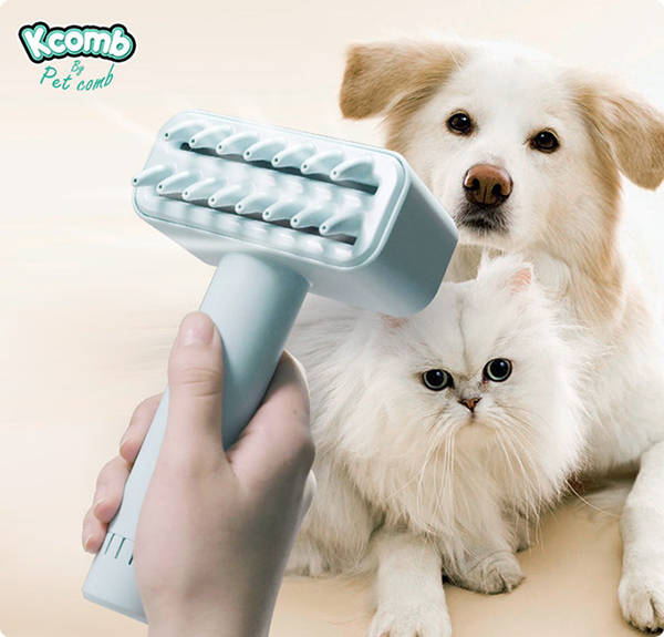 Kcomb Electric Pet Brush to Avoid Skin Disease