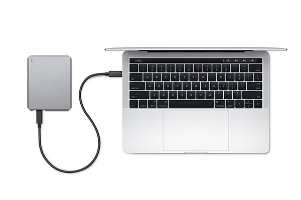LaCie Mobile High Performance External USB-C SSD