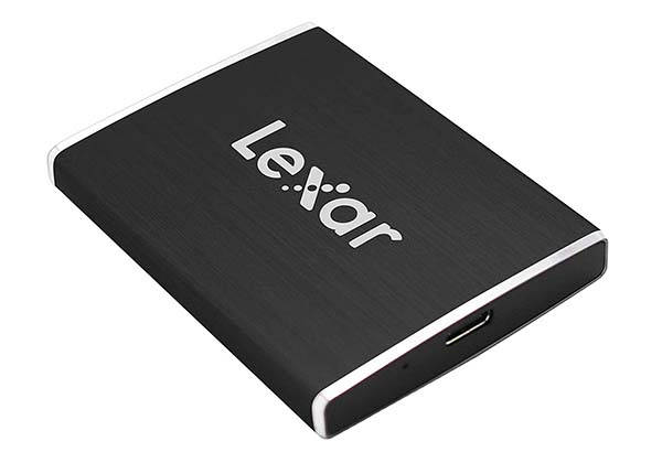 Lexar SL100 Pro Portable SSD