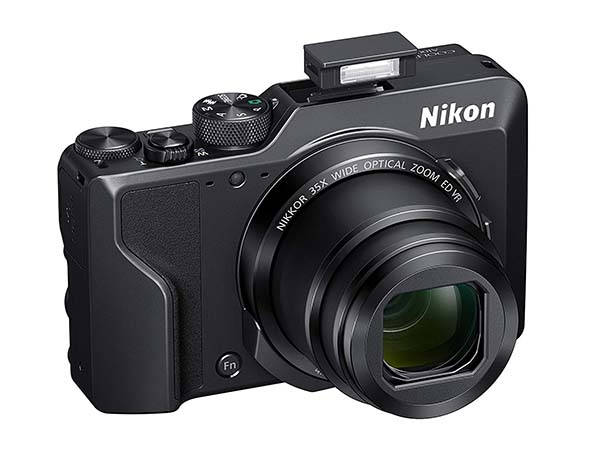 Nikon Coolpix A1000 Compact Camera with 35x Optical Zoom Lens