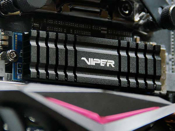 Patriot Viper VPN100 M.2 PCIe SSD