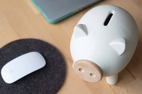 Pigz Handmade Minimalistic Ceramic Piggy Bank