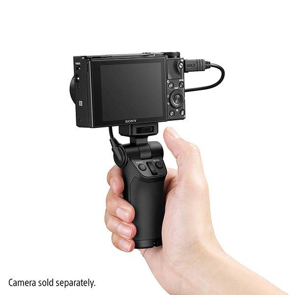 Sony VCT-SGR1 Camera Grip for Compact Cyber-shot Cameras
