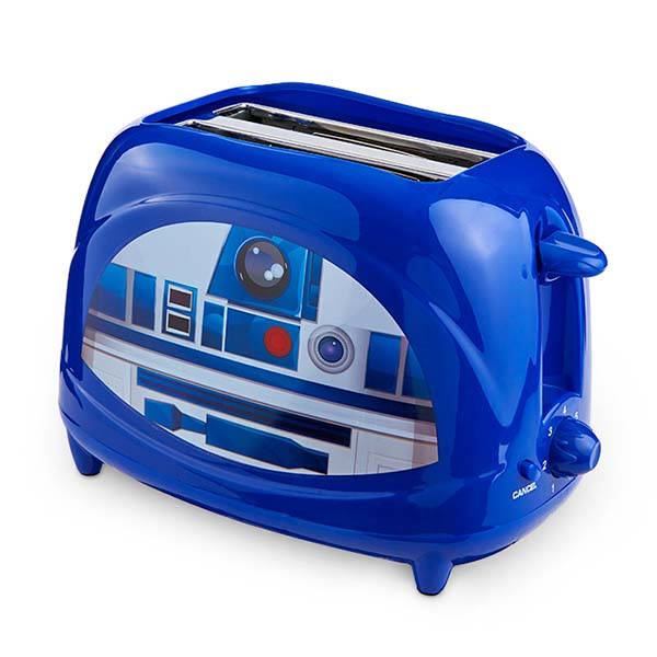 Star Wars R2-D2 2-Slice Toaster