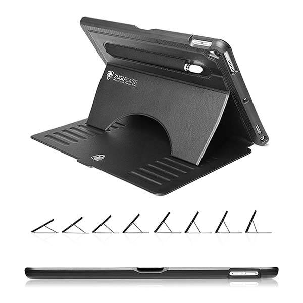 ZUGU Prodigy X 10.5-Inch iPad Air Case with Magnetic Stand and Apple Pencil Holder