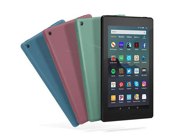 Amazon All-New Fire 7 Tablet with 16/32GB Storage