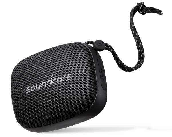 Anker Soundcore Icon Mini Waterproof Bluetooth Speaker with Built-in Mic