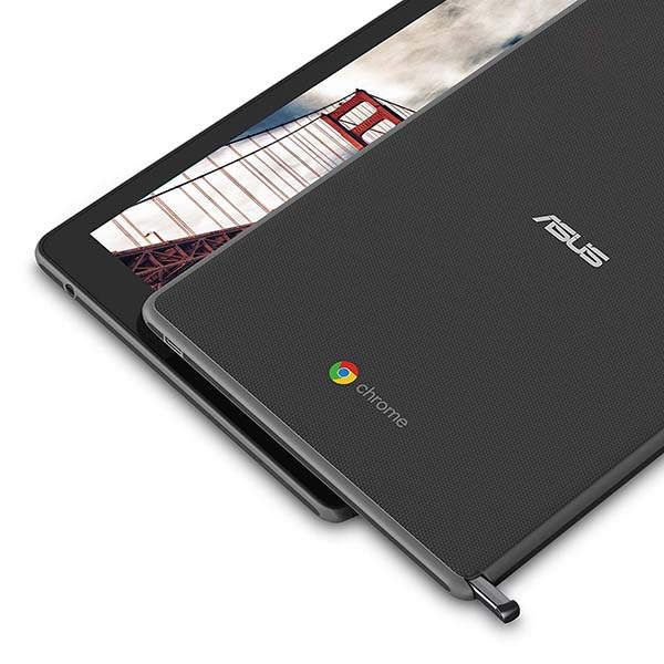 ASUS CT100 Chromebook Tablet with Stylus