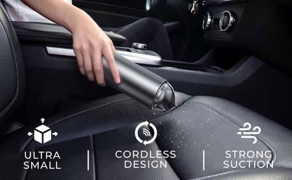 Capsule Portable Cordless Handheld Vacuum