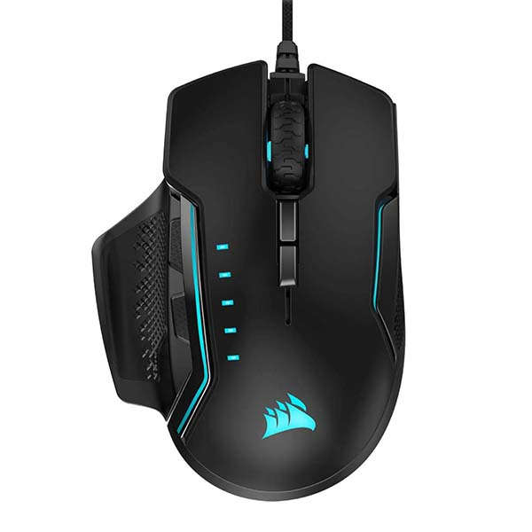 Corsair Glaive RGB Pro FPS/MOBA Gaming Mouse