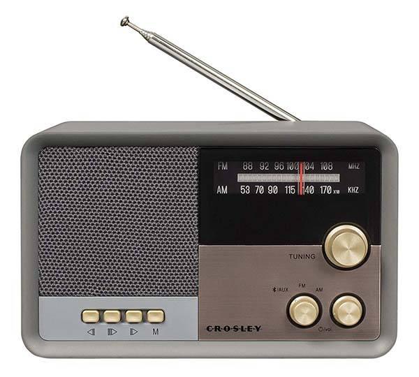 Crosley Tribute Vintage Bluetooth Radio Speaker